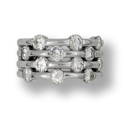 Laurie39s diamonds redesign your old jewelry for Ideas for redesigning wedding rings
